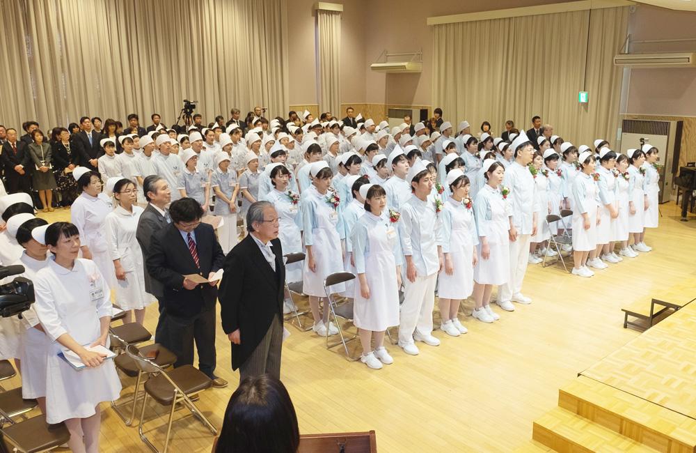 三友堂看護専門学校の教育目的