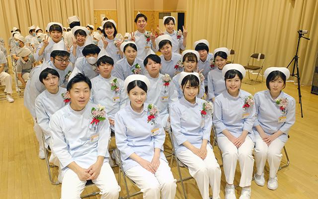 三友堂看護専門学校卒業生